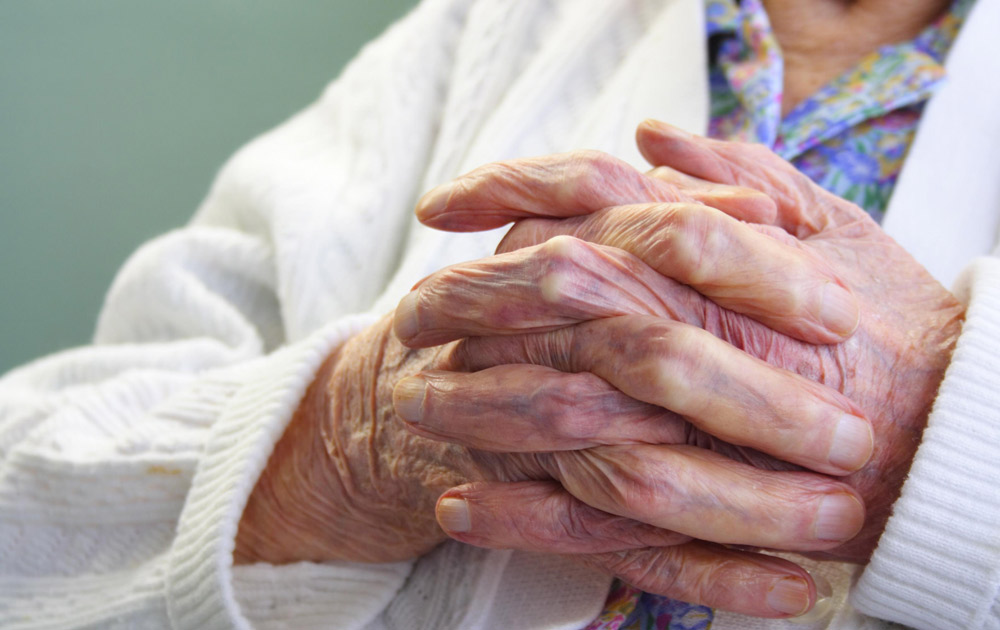 Sinais de Alzheimer