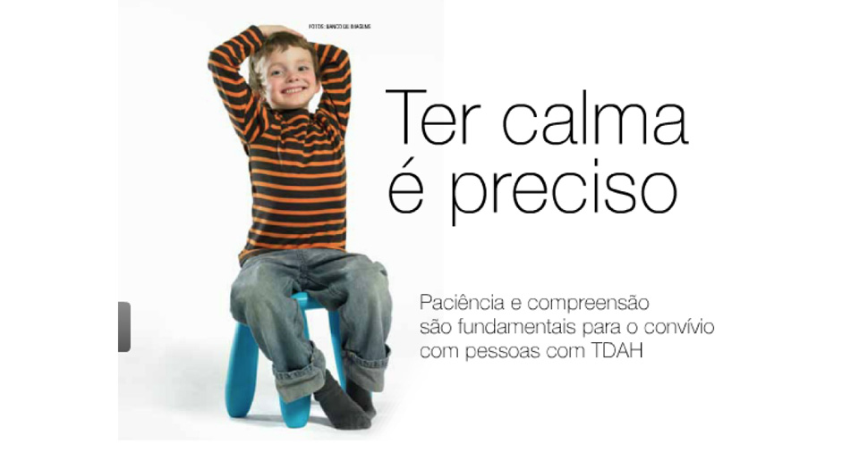 Transtorno do Déficit de Atenção e Hiperatividade TDAH